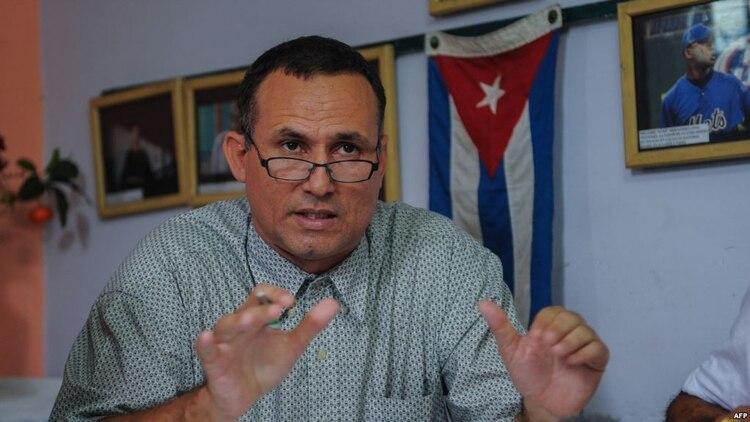 José Daniel Ferrer se encuentra detenido arbitrariamente desde octubre pasado (Foto: Martí Noticias)