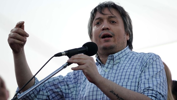 Máximo Kirchner (Télam)