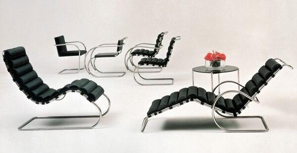 La Bauhaus tuvo una de sus mayores influencias en el diseño de muebles