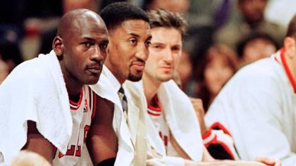 Michael Jordan y Scottie Pippen formaron uno de los mejores dúos de la NBA (Reuters)