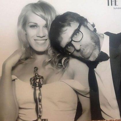 """Mariana Genesio Peña, Nicolás Giacobone y el Oscar por """"Birdman"""""""