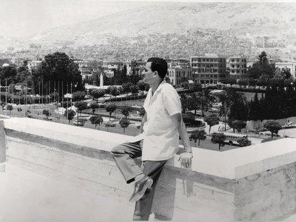 Eli Cohen había nacido en Alejandría, Egipto. Se mudó al naciente Estado judío pero su día de gloria llegó en 1960, cuando ingresó al Mossad. (Familia Cohen/Gobierno de Israel)