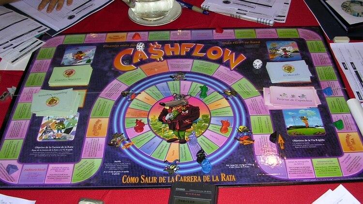 El juego CahsFlow