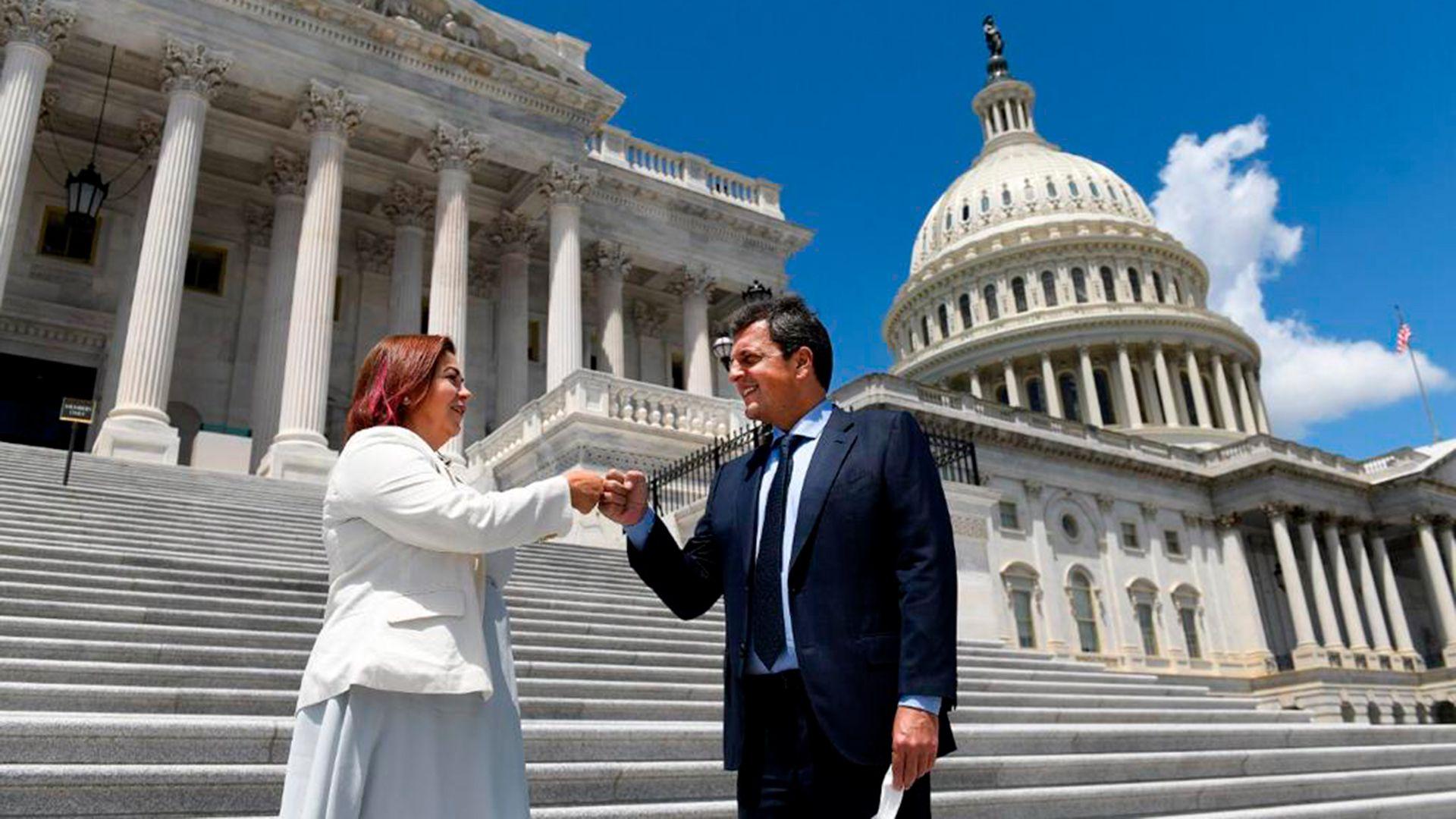 massa washington comunidad judio-Latina en EEUU