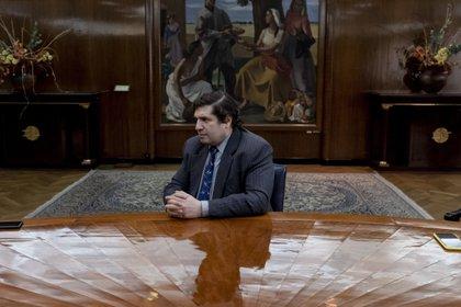 Sergio Chodos, fuerte aliado de Guzmán
