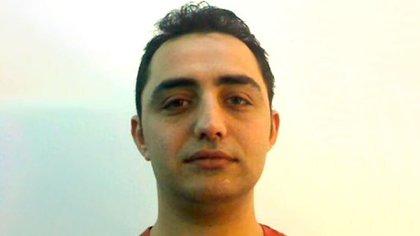 Most Wanted: Likaj, en su foto publicada años atrás por el Registro Nacional de Reincidencia