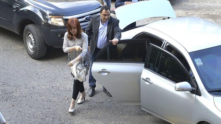 Cristina Kirchner recibió un revés judicial, esta vez de la Corte Suprema (Gustavo Gavotti)