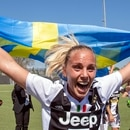 Hilda Petronella Ekroth (Juventus) during the Italian omen s Serie A