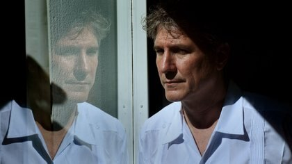 """""""En la cárcel los internos me llamaban 'vice' o 'presi'"""" (Foto: Nicolás Stulberg)"""