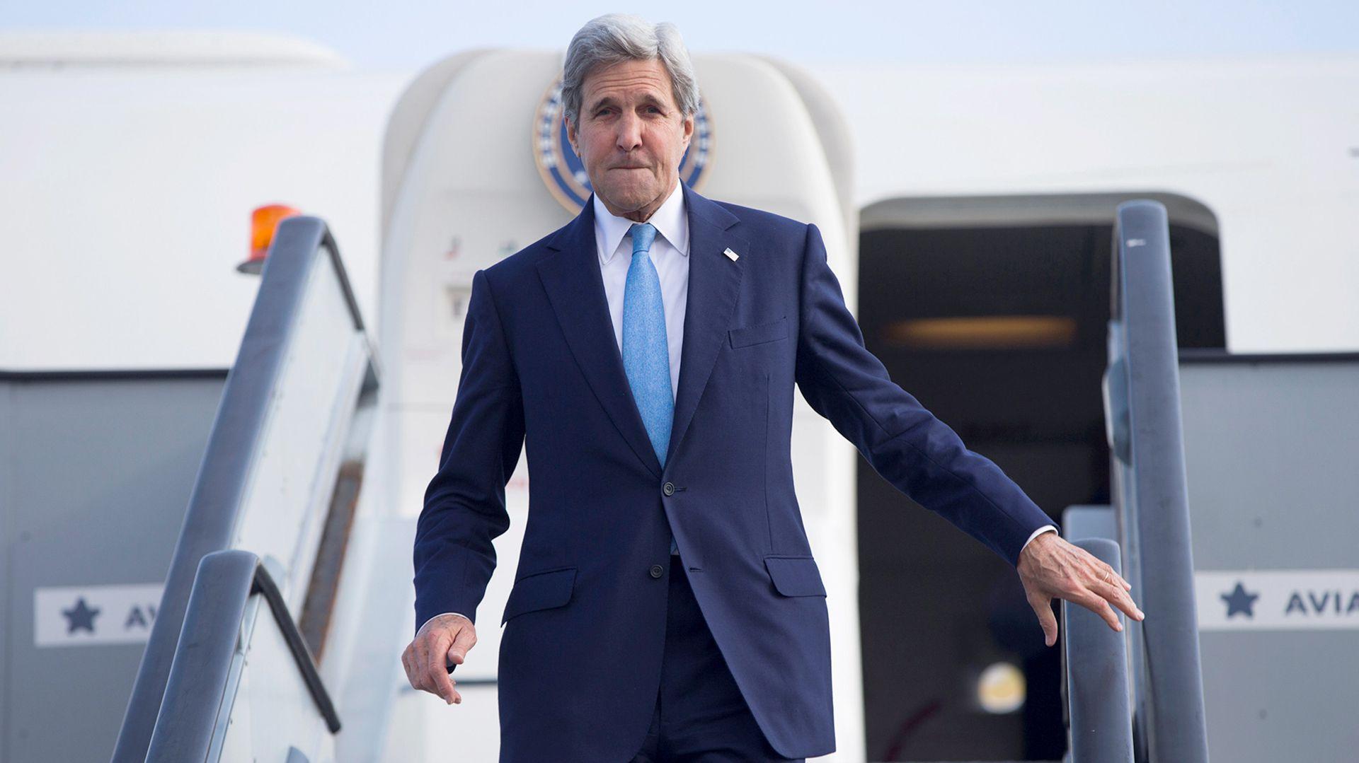 John Kerry, ex secretario de Estado norteamericano (Reuters)