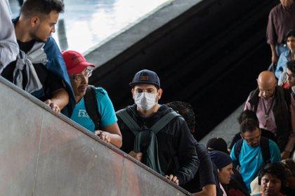 El primer caso detectado en Ciudad de México ya fue dado de alta. (Foto: Moisés Pablo/Cuartoscuro)