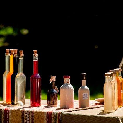 """""""Muchas veces la manera de interpretar el uso del vinagre es la de reemplazar el cítrico por un vinagre y, por otro lado, usarlo en lugar de un vino"""" (Instagram: @mullerwolfvinagres)"""