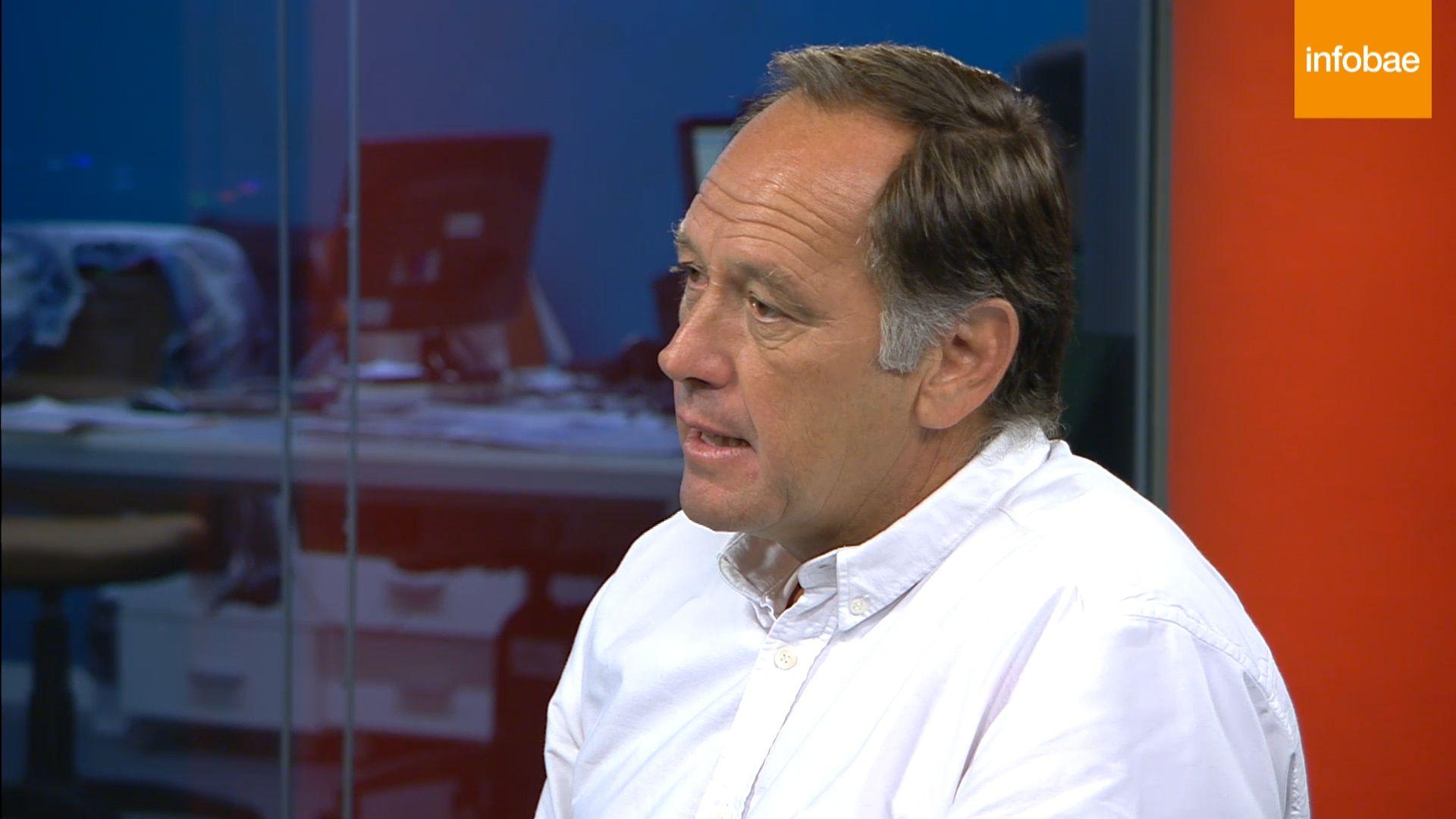 Gabriel de Raedemaeker, Vicepresidente de CRA