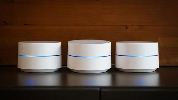 La tecnología mesh permite mejorar el alcance del wifi