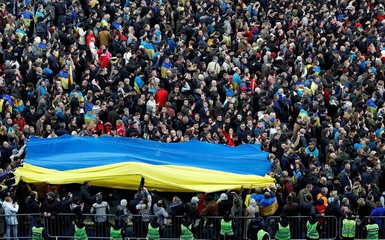 Debate presidencial en Ucrania (REUTERS/Vasily Fedosenko)