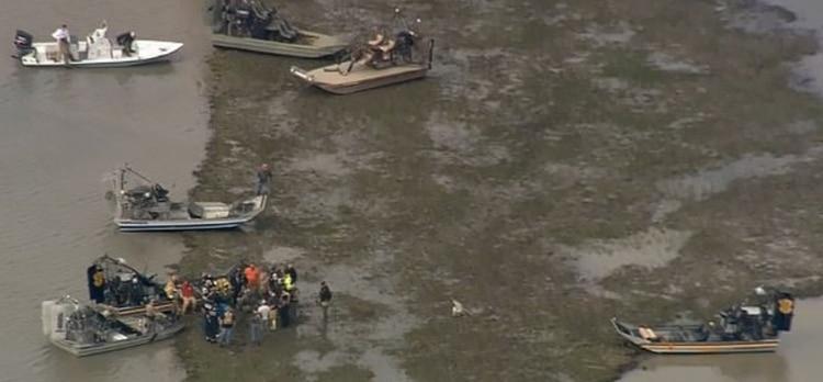 EEUU: Se estrelló un avión de Amazon que viajaba a Houston; hay tres muertos