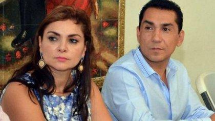 La pareja política está señalada por vínculos con el grupo criminal Guerreros Unidos, responsables de la desaparición de los 43 estudiantes de Ayotzinapa (Foto: Especial)