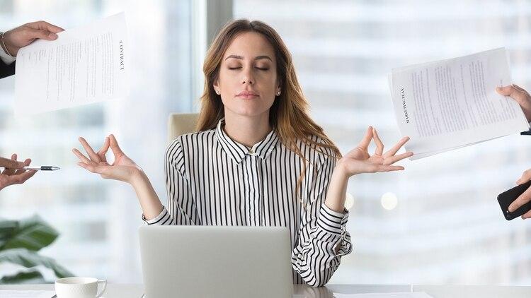 Cuando ninguna estrategia funciona se debe sopesar qué vale más: ese empleo o la salud (Shutterstock)