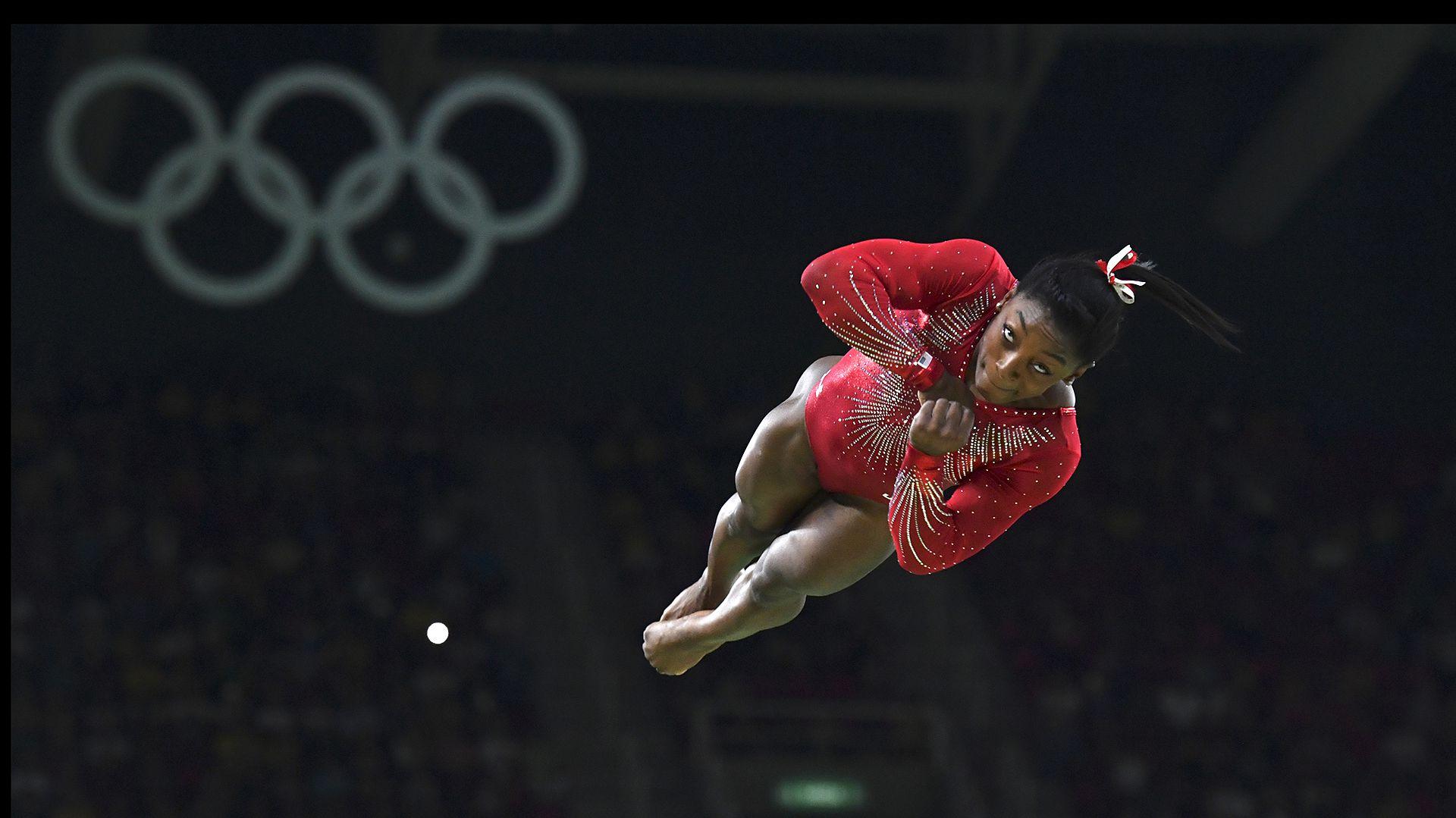 Simone Biles se convirtió en la mejor gimnasta del mundo después de su actuación consagratoria en los Juegos Olímpicos de Río 2016
