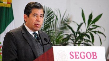 Su renuncia se dio luego de la polémica desatada por el reforzamiento de los controles de seguridad en la frontera sur del país (Foto: Gobierno de México)