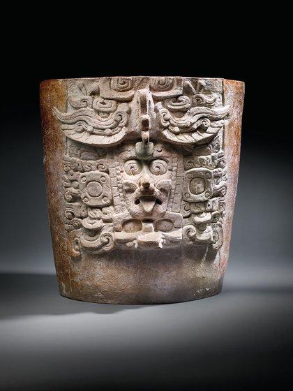 URNA MAYA, APROX. 250-450 d. C.