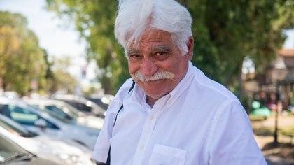 Jorge Asís tiene 74 años y se dedica al periodismo desde 1976 (Diego Medina)