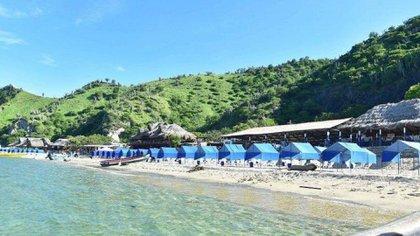 Playas de Santa Marta. Foto: Alcaldía local.