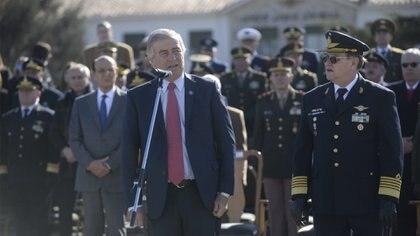 El ministro de Defensa, Oscar Aguad, se reunirá hoy con Mattis