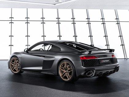 Audi presentó una versión especial denominada R8 V10 Decennium