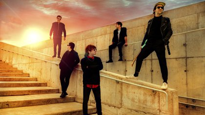 """Turf lanzó """"Voy dejando atrás"""": después de """"Cuál?"""", este es el segundo adelanto del sexto disco en estudio de la banda (Guido Adler)"""