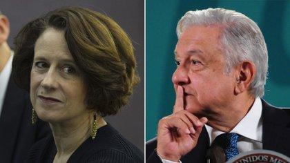 """""""Exprime a los mexicanos"""": Denise Dresser arremetió contra AMLO por reunión con Carlos Slim"""