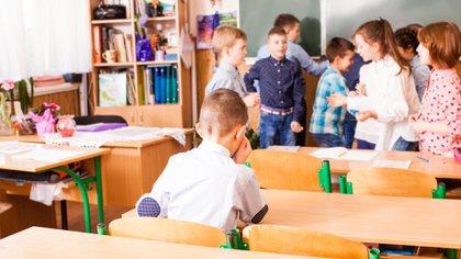 Los colegios deben ser espacios en donde el menor pueda manifestarse libremente y que del otro lado reciba la ayuda que necesita