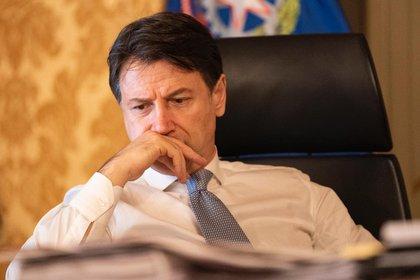 El primer ministro italiano Giuseppe Conte (Facebook/Giuseppe Conte)