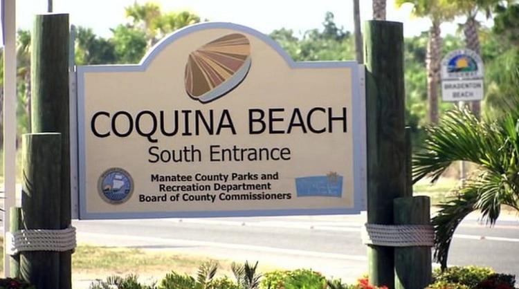 El incidente ocurrió en la playa Coquina Beach. Las autoridades piden a las familias que se abstengan de bañarse en el mar, en piscinas o jacuzzis si tienen heridas abiertas (Foto: especial)