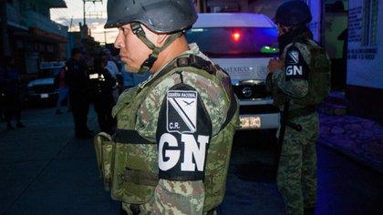 La Guardia Nacional combatirá a los cárteles de la droga y otros delitos para reducir la violencia en el país (Foto: Galo Cañas/ Cuartoscuro)