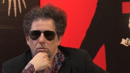 Andrés Calamaro, con Teleshow