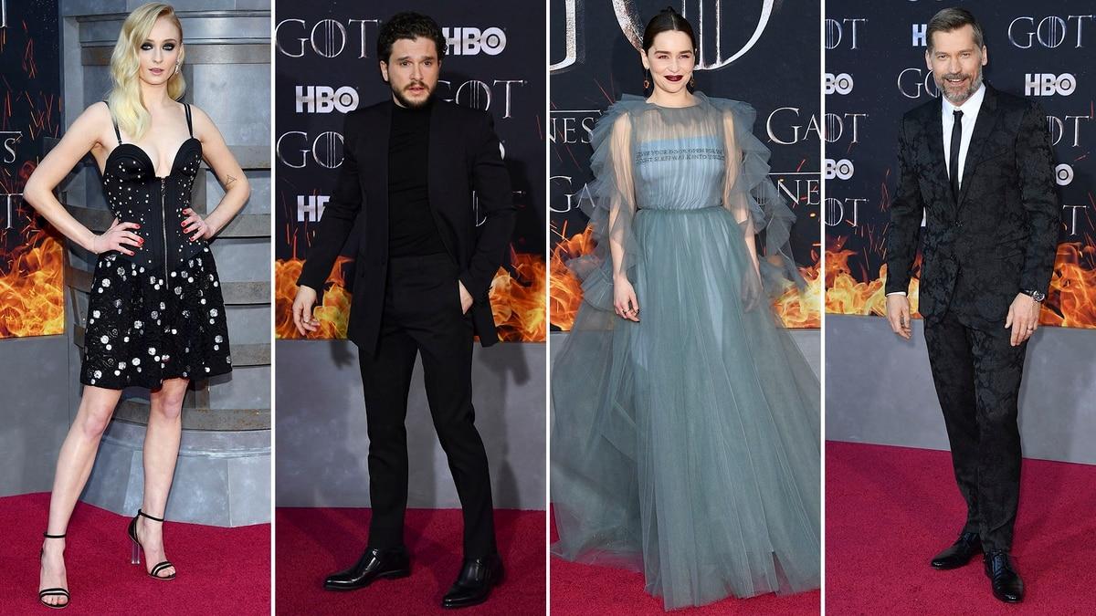 Game Of Thrones La Premiere En Nueva York Que Reunió A Todo El