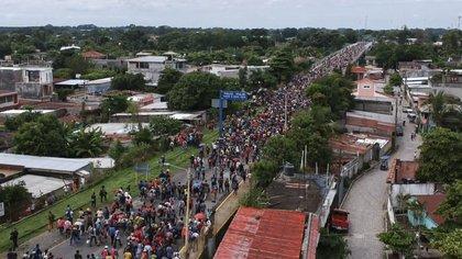 (Photo by Carlos ALONZO / AFP)