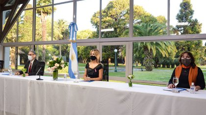 """Fabiola Yáñez participó del ciclo """"Mujeres, género y soberanía alimentaria"""""""