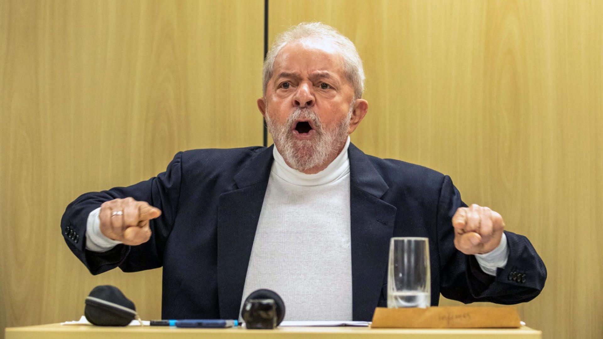 El ex presidente de Brasil, Luiz Inácio Lula da Silva, un antiguo promotor de Petrobras (Theo Marques / Soylocoporti / FrameFoto)