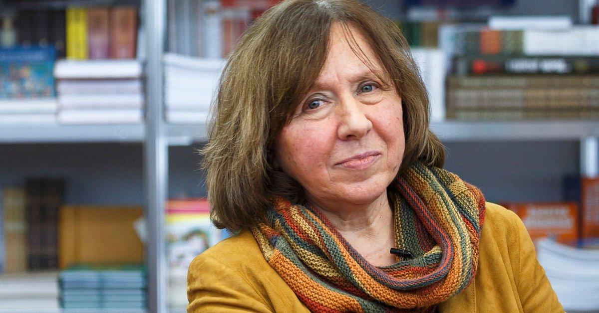 Tres libros imprescindibles de Svetlana Alexievich - Infobae