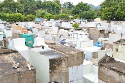 Cementerio El Copey. Cortesía: El Pilón de Valledupar.