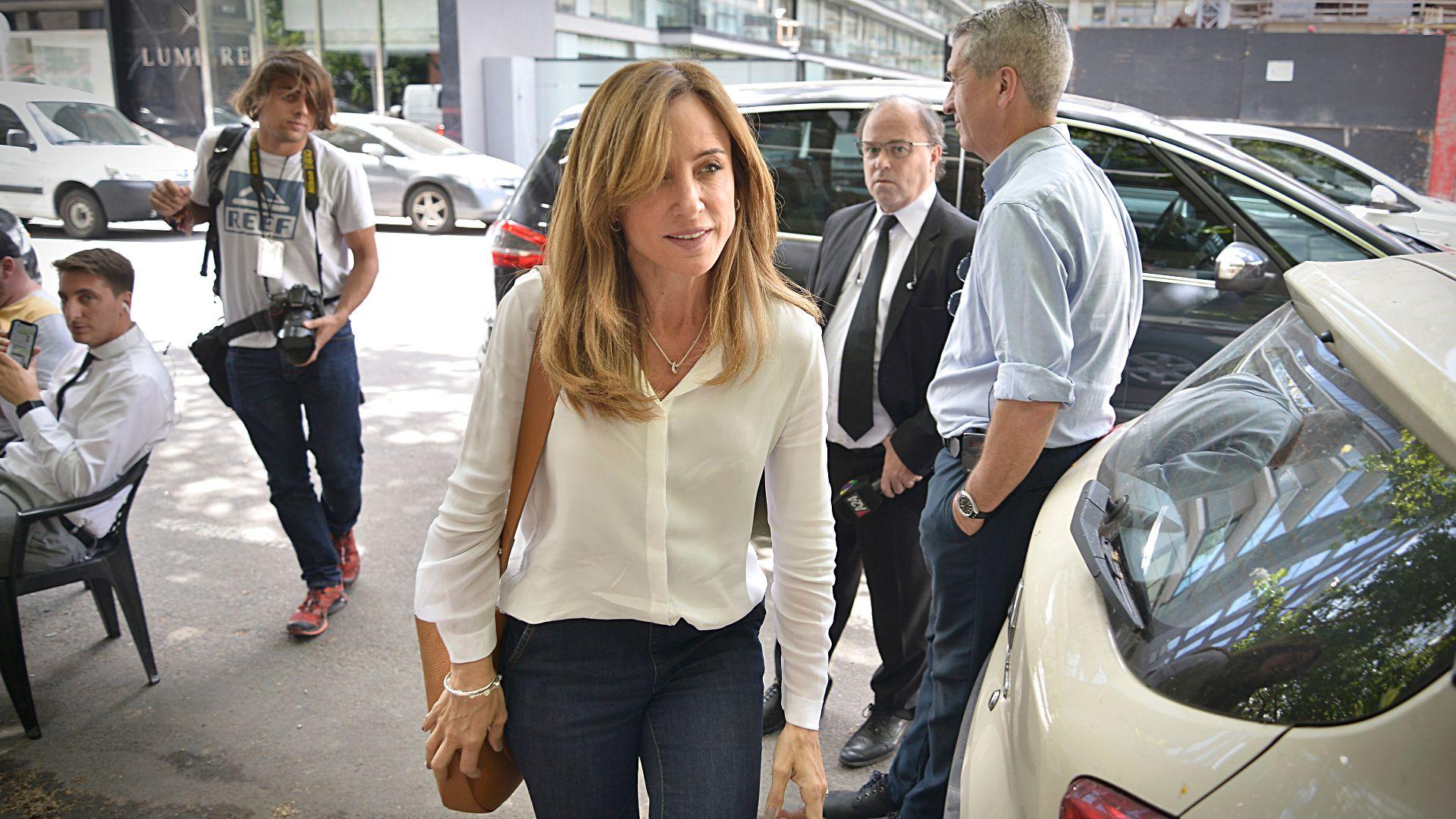 Victoria Tolosa Paz es la titular del Consejo Nacional de Políticas Sociales desde 2019 (Gustavo Gavotti)