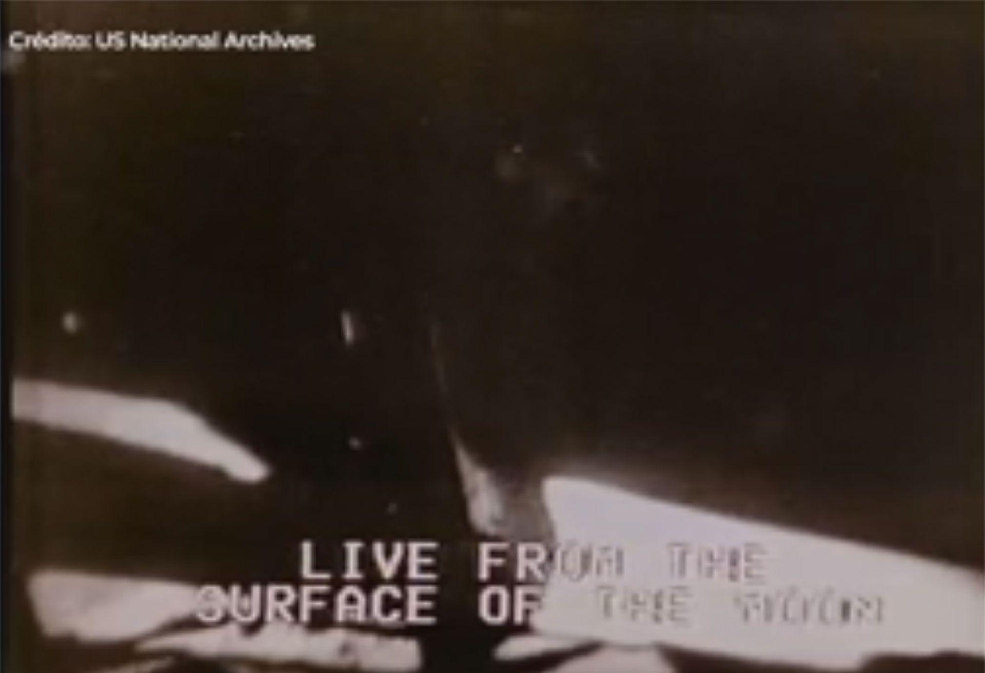 La transmisión de la CBS con la conducción de Walter Conkrite en vivo durante 27 horas quedó como la más recordada de aquella jornada