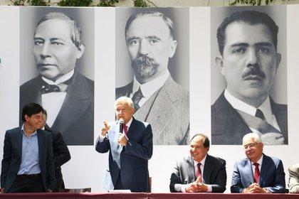 El presidente calificó la publicación de los actos como parte de una campaña mediática dirigida a desacreditar a su administración (Foto: Saúl López / Cuartoscuro)