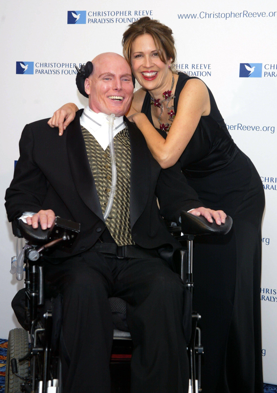 Christopher y Dana Reeve