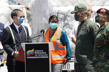 El régimen chavista reportó 129 casos de infectados en Venezuela (REUTERS/Manaure Quintero)