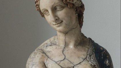 Fin a un siglo de polémicas: ¿esculpió Leonardo Da Vinci el busto de Flora?