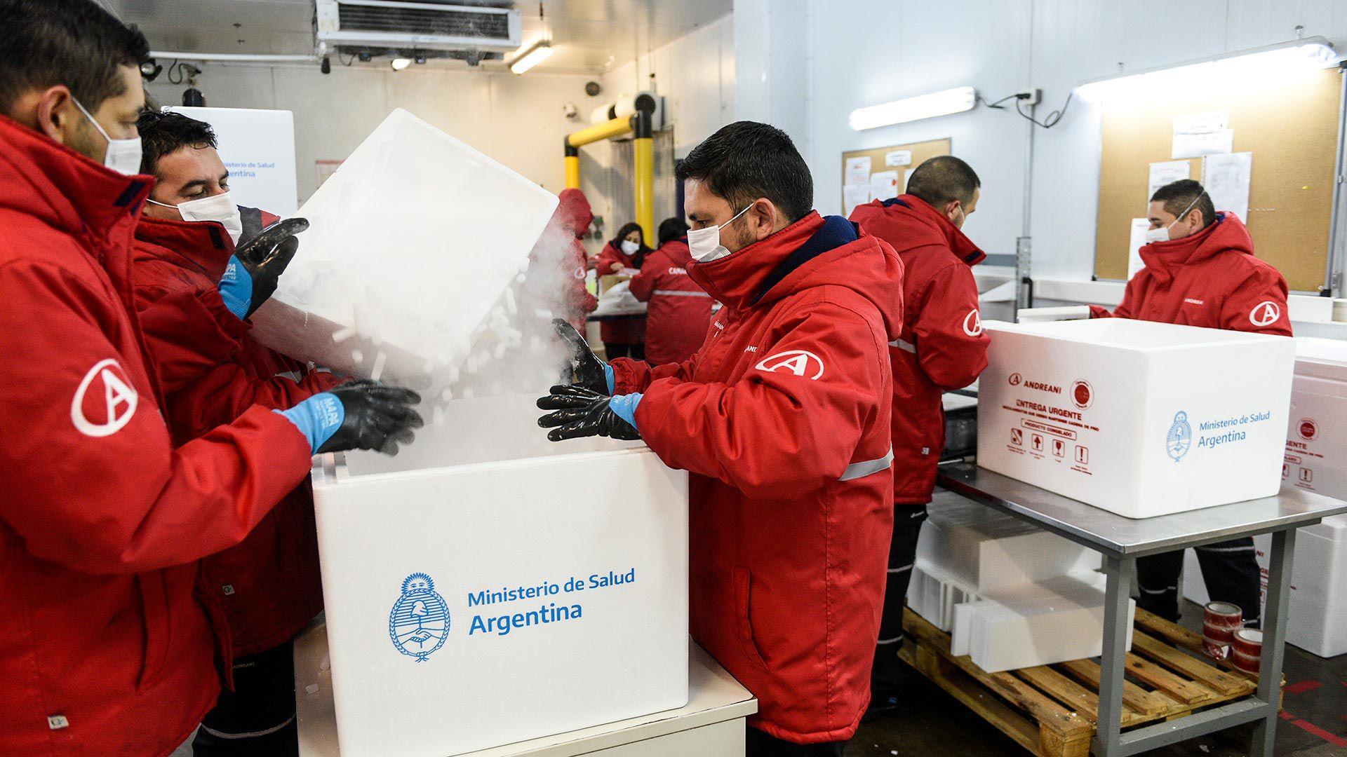 Sinopharm vacuna argentina