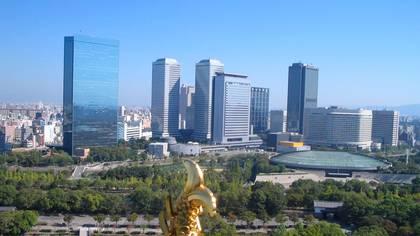Osaka, uno de los principales destinos turísticos de Japón (AP)